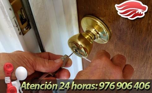 Servicios Cerrajeros en Zaragoza
