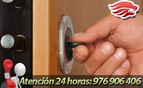 Trabajos de cerrajería en Zaragoza